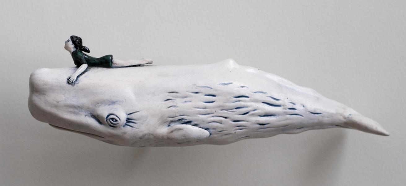 Consentino_Caressing Whales_ceramics_10.25inx3inx4in