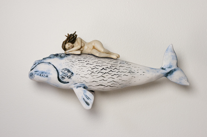 Ceramics, figurative, sculpture, clay sculptures, fine art for sale, figurine, , animals, hybrids, children, women, feminist, social commentary, pottery, busts, portraits, drawings, installation, exquisite corpse, nudes, surrealism, contemporary art, gender, tchotchke, kitsch, pop surrealism, postmodernism, domestic, beauty gender roles, low art flower art, buy fine art, collect fine art, art collectors, art collections, fine art collectible, whales, cetaceans, environment, pods, fishing, humpbacks, north atlantic right whale, sperm whales, industrial revolution, whale oil, spermaceti, fish nets, mythology, ivory carvings, scrimshaw, whalebone, flensing