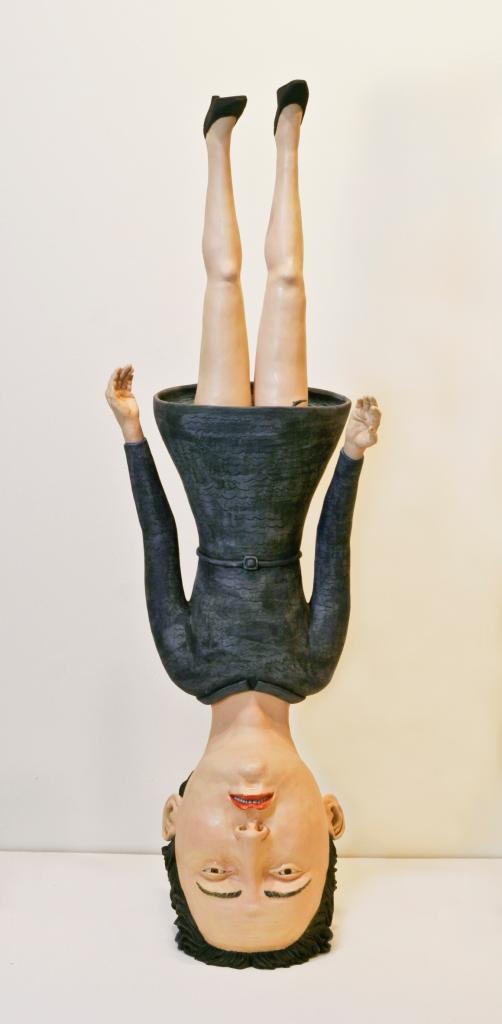 ceramics, figure, fine art, sculpture