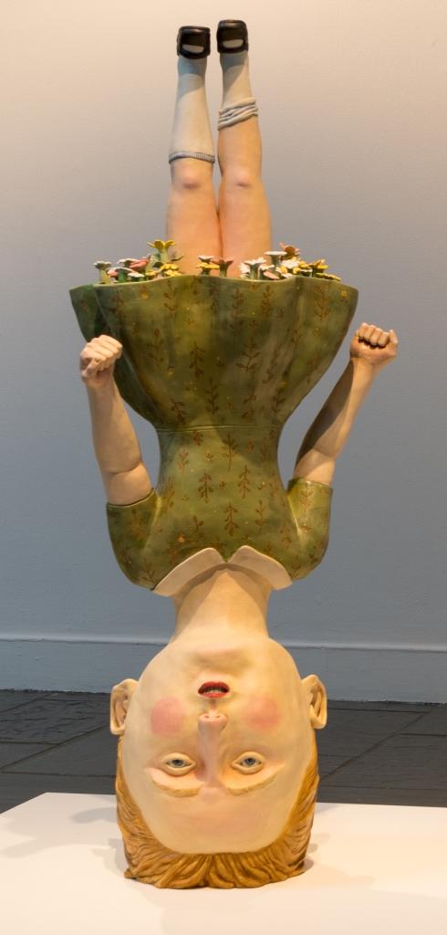 clay, ceramics, sculpture, figure,
